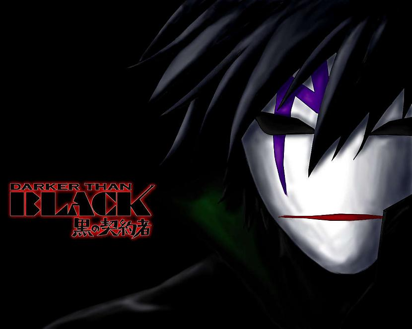 Darker Than Black ... Autors: Game Edits Anime Top 20