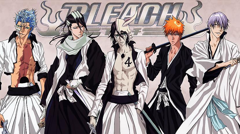 Bleach  SkolaKomedijaFentezi Autors: Game Edits Anime Top 20
