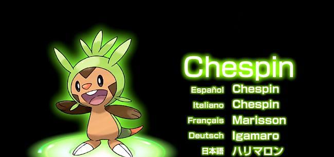 Scaronitāds zaļscaron... Autors: Gaindeaje Jauna Pokemonu paaudze