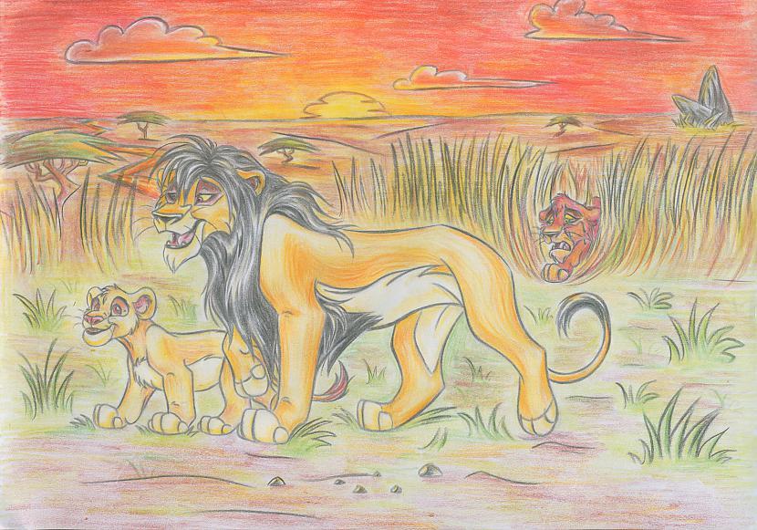 Ar scarono biju iestajūsies... Autors: LaHMaTajA187 Mani zīmējumi (jaunākie)