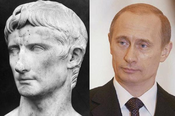 Caesar Augustus gt Vladimir... Autors: luvazhels Vēsturiskie Slavenību Līdzinieki!!!