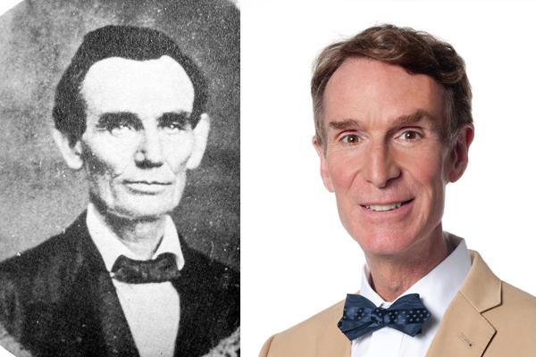 Abe Lincoln gt Bill Nye Autors: luvazhels Vēsturiskie Slavenību Līdzinieki!!!