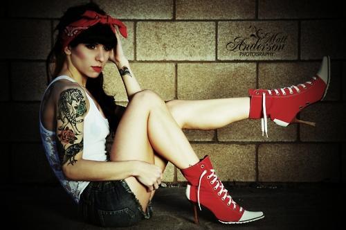 Autors: VectorX Tattooed Women XV