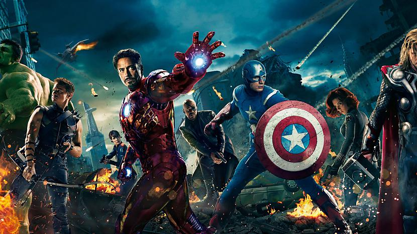 Avengers Autors: XxlordoftheringsxX Mans Filmu Top 4