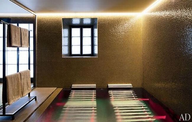 Autors: Fosilija Džordžio Armanī māja Šveicē