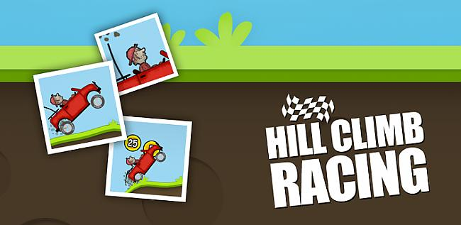 Hill Climb RacingScaronī spēle... Autors: Reezy Android spēles!