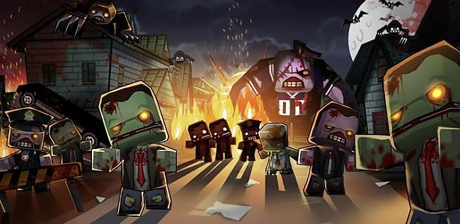 Call of Mini ZombiesScaronajā... Autors: Reezy Android spēles!