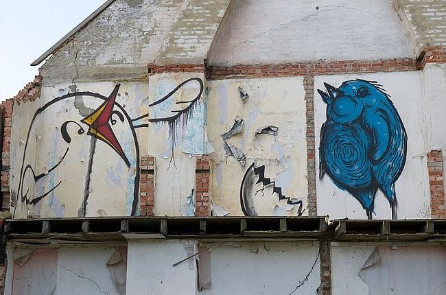 Mūsdienās Doelā dzīvo aptuveni... Autors: Moonwalker 700 gadus vecs grafiti ciems