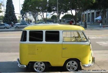 Autors: janex1 Pasaulē mazākie auto