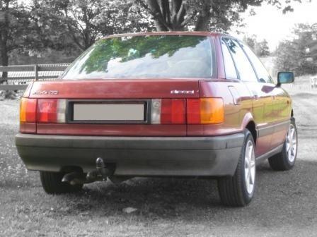 Audi 80 B3 skats no... Autors: twitter15 Audi 80 B3