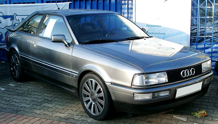 Audi Coupe B3 priekscaronas un... Autors: twitter15 Audi Coupe