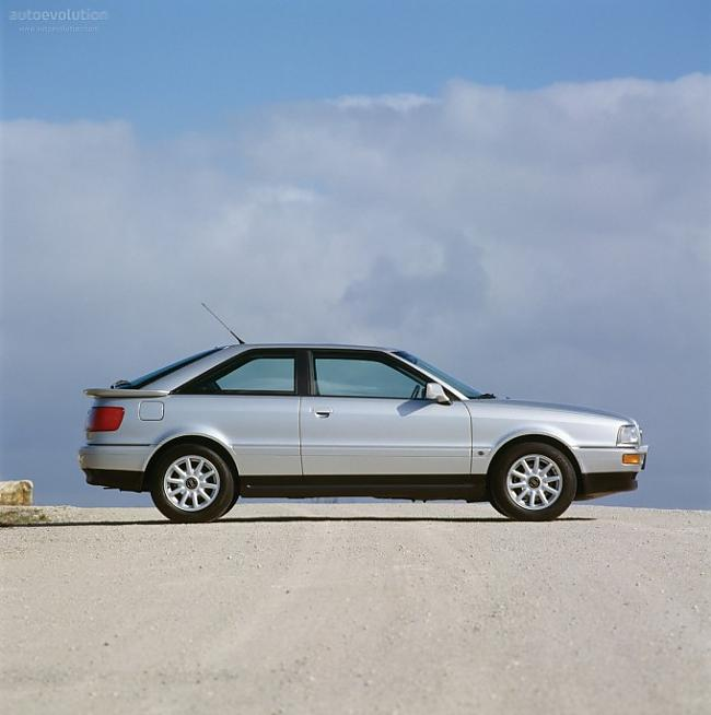 Audi Coupe b4 sāna skats Autors: twitter15 Audi Coupe