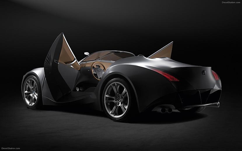 BMW Gina Autors: Kaprālis BMW Concept