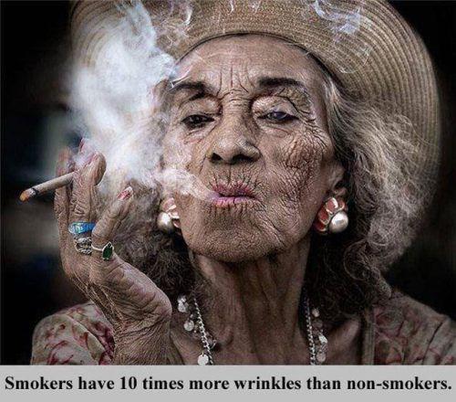 Smēķētājiem ir līdz pat 10... Autors: 8 Pāris fakti, kas mani šokēja!