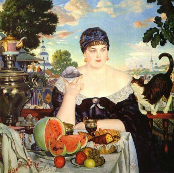 quotTirgotāja sieva dzer... Autors: janex1 Pasaules mākslas šedevru remeiki