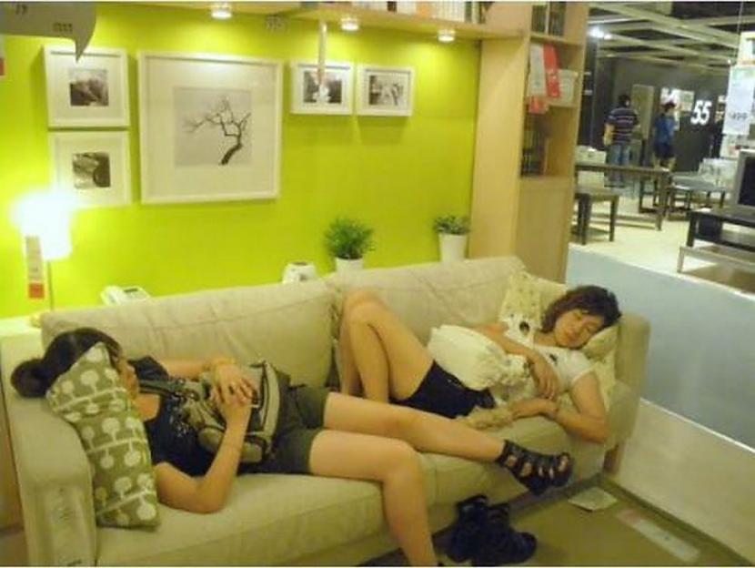 Ķīniescaronu IKEA veikalos... Autors: Moonwalker 20 šokējoši fakti