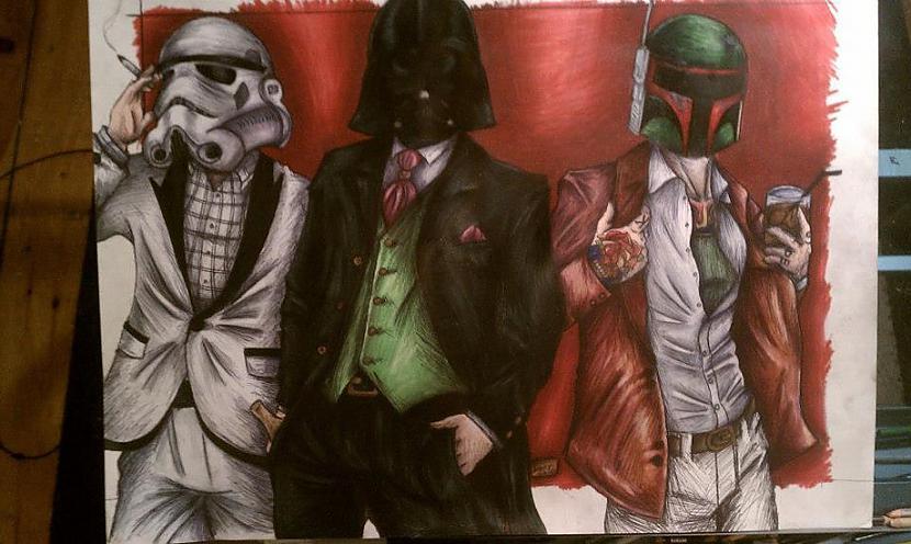Autors: Moonwalker Piekar pie sienas