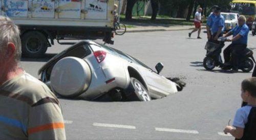 Autors: bobija Smiekligas un ne tik smiekligas avarijas pasaule