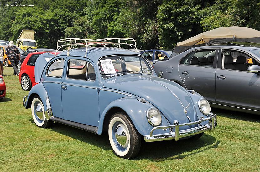 volkswagen beetlepirmais auto... Autors: superwizard auto rekordi