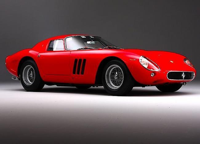 Ferrari 250 GTOvisdārgākais... Autors: superwizard auto rekordi