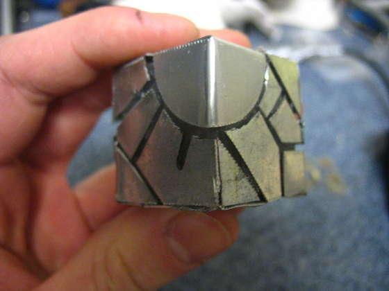 Nākamais kas ir jādara ... Autors: The Next Tech Fantastisks gaismas kuba darinājums.