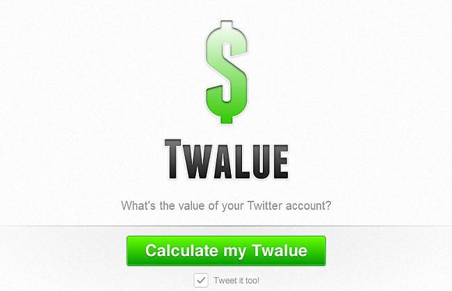 Twalue ir aplikācja kas parāda... Autors: yinyangyo123yyy Twitter programmas