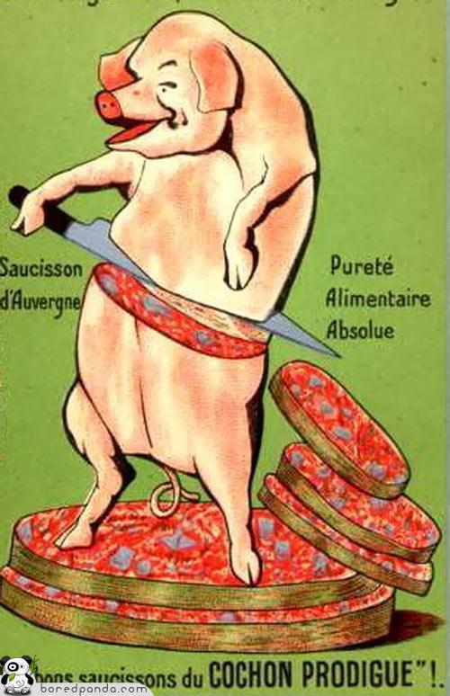 Autors: Fosilija Reklāmas, kas mūsdienās būtu aizliegtas