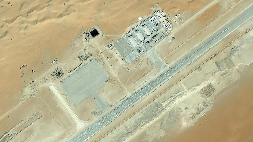 Visi kuri saka ka Google Maps... Autors: varenskrauklis Slepena ASV militārā bāze?