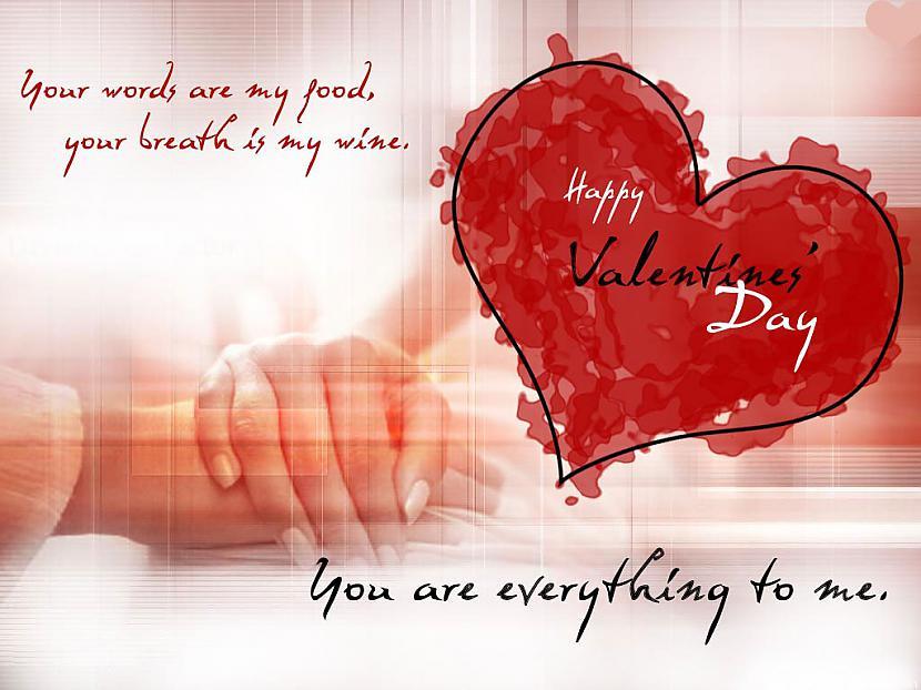 Autors: Knoppers Valentines day, un mana 666. diena spokos :)