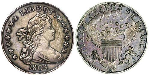 2vietaSudraba monēta ar... Autors: Tomsaan Dārgākās monētas pasaulē