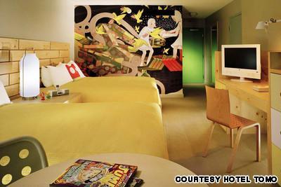 7Hotel Tomo ASVScaronī... Autors: R1DZ1N1EKS Viesnīcas, kurās uz romantiku prāts nenesas.