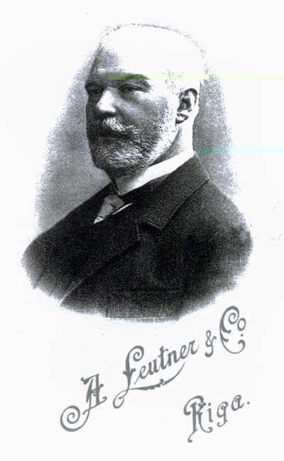 Aleksandrs Leitners 18641923 Autors: Mahitoo Latvijas velosipēdu un automobiļu rūpnīca