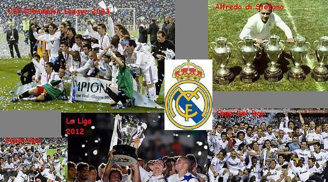 Real Madrid ir... Autors: Vēlamais niks Veiksmīgākās komandas (Eiropas) futbola vēsturē