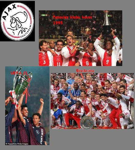 Un sestā veiksmīgākā komanda... Autors: Vēlamais niks Veiksmīgākās komandas (Eiropas) futbola vēsturē
