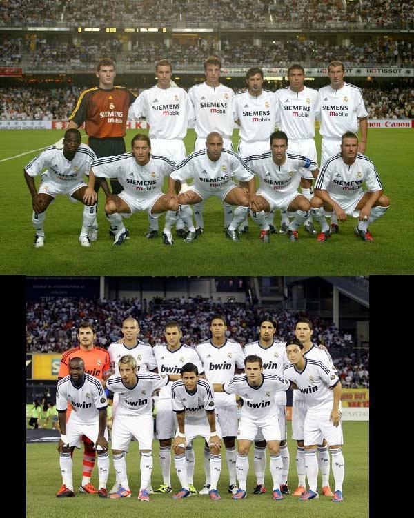 nbspMadrides Real pēdējais... Autors: Vēlamais niks Real Madrid vēsture