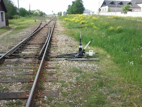 Sliedes Autors: nikloss Dzelzceļš Madona - Lubāna
