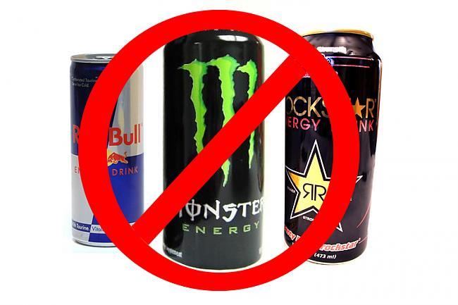 nbsp9 Enerģijas dzērienus... Autors: zakiis15 Fakti par enerģijas dzērieniem!