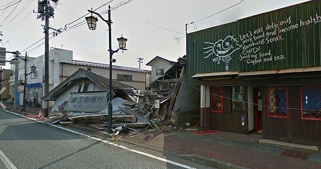 Autors: R1DZ1N1EKS Japānas radioaktīvā spoku pilsēta.