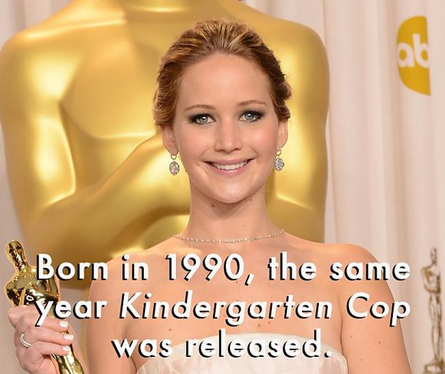 Jennifer Lawrence  dzimusi... Autors: iFamous Slaveni cilvēki kuri dzimuši 90 gados.
