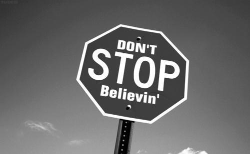 Autors: moncis15 Don't stop believin