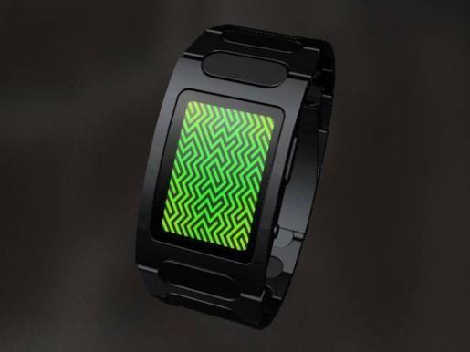 Autors: rabbit102 Prikolīgs rokas pulkstenis.