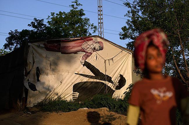 Islamabada Pakistāna Meitene... Autors: Crop 24h bildēs.