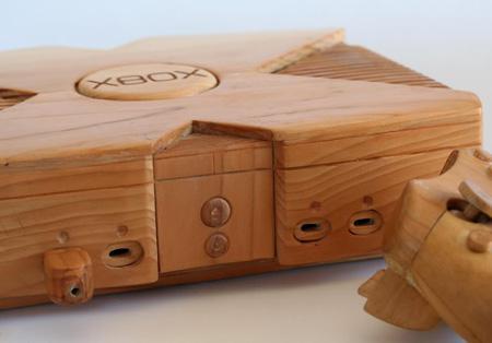 Koka xbox Bena Winfielda ideja Autors: davids12345 Lietas no koka..
