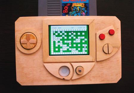 Koka NES Autors: davids12345 Lietas no koka..
