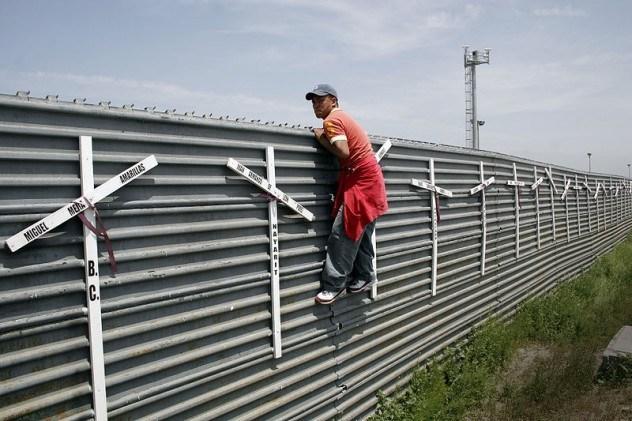 Nelegālie imigranti... Autors: Raacens Megafakti