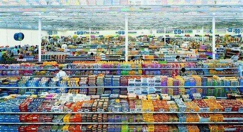 Vēlviens Andreas Gursky darbs... Autors: fAntAzyY Cik tu būtu gatavs maksāt par bildi?