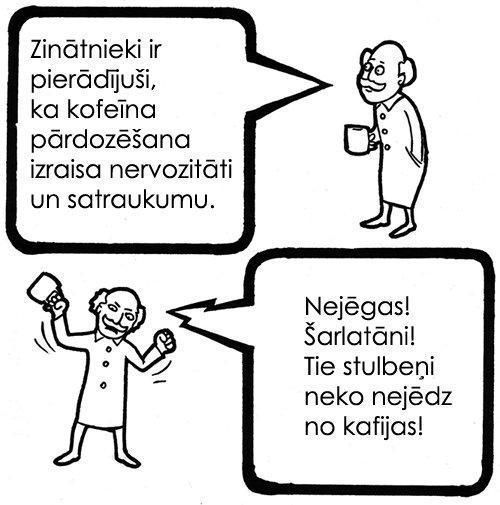 Autors: Fosilija Komiksi Latviski.