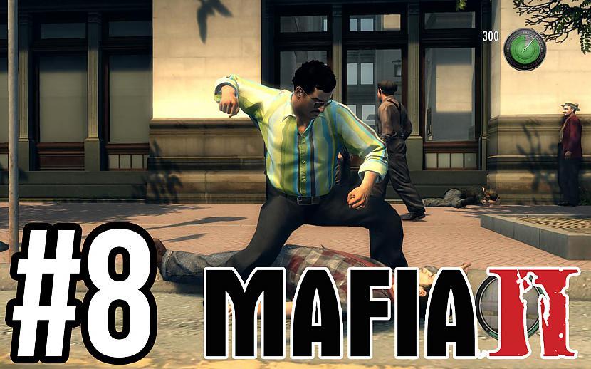 Autors: BizBony Jauna Pasaule! Spēlējam ''MAFIA II'' #8