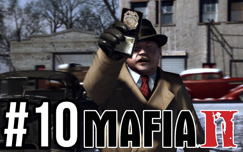 Autors: BizBony Atriebība ir salda! Spēlējam ''Mafia 2'' EP.10