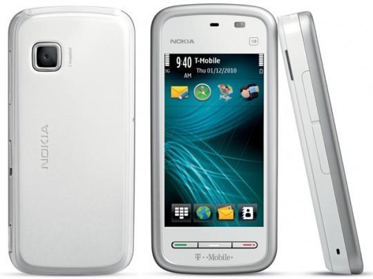 Nokia 5230 izlaists 2009 gadā... Autors: Fosilija Top 20 pārdotākie telefoni pasaulē.
